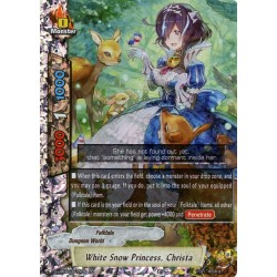 BFE S-UB02/0016EN RR White Snow Princess, Christa