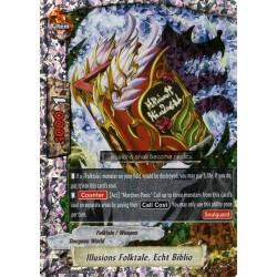 BFE S-UB02/0018EN RR Illusions Folktale, Echt Biblio