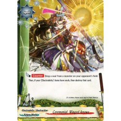 BFE S-UB02/0046EN Foil/U Ceremonial, Winged Arrows