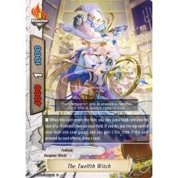 BFE S-UB02/0053EN Foil/U The Twelfth Witch