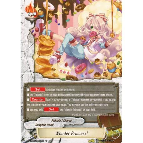 BFE S-UB02/0060EN Foil/U Wonder Princess!
