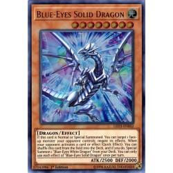 YGO LED3-EN002 Blue-Eyes Solid Dragon