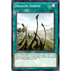 YGO LED3-EN010 Sanctuaire du Dragon / Dragon Shrine