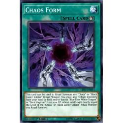 YGO LED3-EN011 Chaos Form