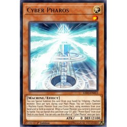 YGO LED3-EN013 Cyber Pharos