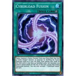 YGO LED3-EN014 Fusion Cyberchargement / Cyberload Fusion