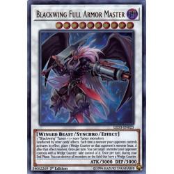 YGO LED3-EN023 Blackwing Full Armor Master
