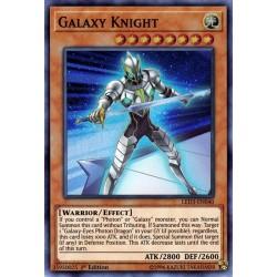 YGO LED3-EN040 Galaxy Knight