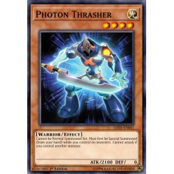 YGO LED3-EN041 Lanceur Photon / Photon Thrasher