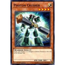 YGO LED3-EN042 Photon Crusher