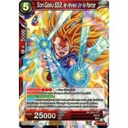 DBS BT4-004 R Son Goku SS3, le réveil de la force