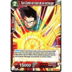 DBS BT4-008 C Son Goten en train de se recharger