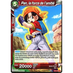 DBS BT4-009 C Pan, la force de l'amitié
