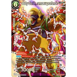 DBS BT4-016 SR Epochal Grudge Great Ape Baby