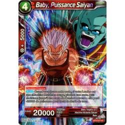 DBS BT4-017 R Baby, Puissance Saiyan
