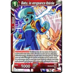 DBS BT4-018 C Baby, la vengeance libérée