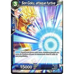 DBS BT4-026 C Sneak Attack Son Goku
