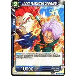 DBS BT4-033 C Trunks, la rencontre du guerrier