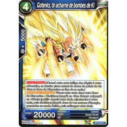 DBS BT4-034 C Raging Energy Blast Gotenks