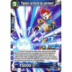 DBS BT4-039 UC Tapion, la force du serment