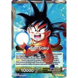 DBS BT4-072 R Son Goku