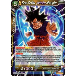 DBS BT4-076 R Abrupt Breakthrough Son Goku