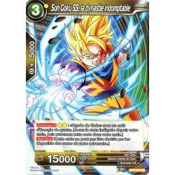 DBS BT4-077 UC Son Goku SS, la dynastie indomptable