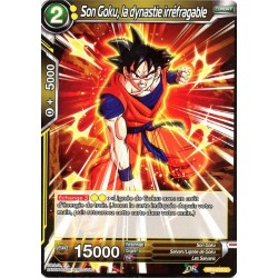 DBS BT4-078 C Dependable Dynasty Son Goku