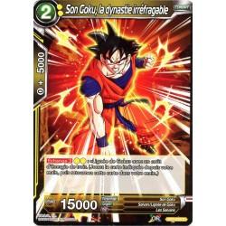 DBS BT4-078 C Son Goku, la dynastie irréfragable