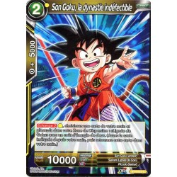 DBS BT4-079 C Son Goku, la dynastie indéfectible