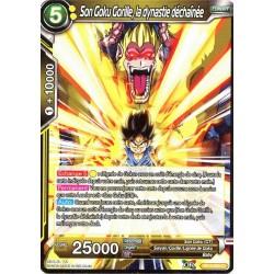DBS BT4-080 C Deadly Golden Great Ape Son Goku