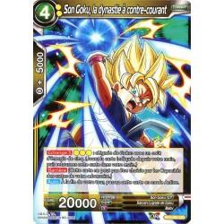 DBS BT4-081 UC Son Goku, la dynastie à contre-courant