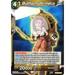 DBS BT4-092 UC Bulma multi-méca