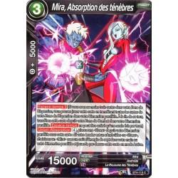DBS BT4-110 C Mira, Absorption des ténèbres