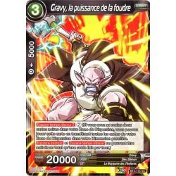 DBS BT4-113 UC Gravy, Lightning's Might