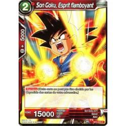 DBS BT4-005 Foil/C Blazing Spirit Son Goku