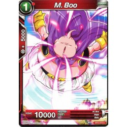 DBS BT4-015 Foil/C Mr. Buu
