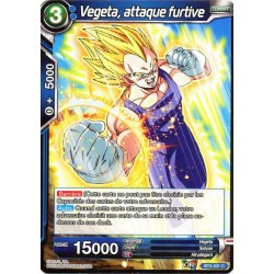 DBS BT4-031 Foil/C Vegeta, attaque furtive