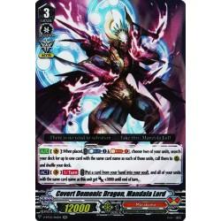 CFV V-BT02/016EN RR Covert Demonic Dragon, Mandala Lord