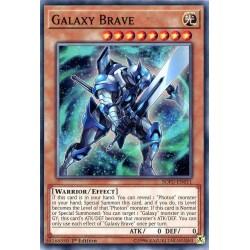 YGO SOFU-EN011 Galaxy Brave