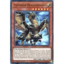 YGO SOFU-EN020 Thunder Dragonhawk