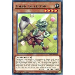 YGO SOFU-EN031 Collectionneur de Jetons / Token Collector