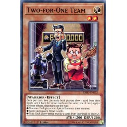 YGO SOFU-EN032 Two-for-One Team