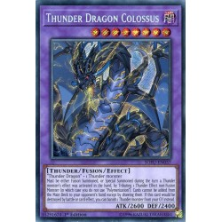 YGO SOFU-EN037 Thunder Dragon Colossus