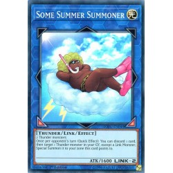 YGO SOFU-EN049 Invocateur Intrépide Inconnu / Some Summer Summoner