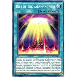 YGO SOFU-EN052 Rise of the Salamangreat