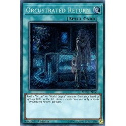 YGO SOFU-EN058 Orcustrated Return