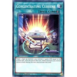 YGO SOFU-EN064 Concentrating Current