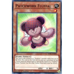 YGO SOFU-EN092 Patchwork Fluffal