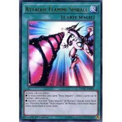 YGO DPDG-FR001 Spiral Flame Strike